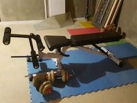 Weight bench Vaughan, L4H 2Y9