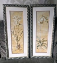 Narcissus & Orchid Panel Wall Decor Leesburg, 20176