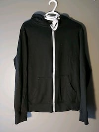 BLUENOTES  Zip Up Hoodie - Black Guelph