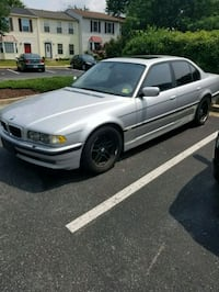BMW - 7-Series - 2001 Suitland-Silver Hill