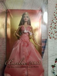 Very collectible pink label 2008 Barbie  Houston, 77084