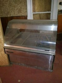 stainless steel and black microwave oven Silver Spring, 20907