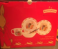 Royal Doulton Bunnykins set Maple Ridge, V2W 1B1