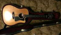 brown and black acoustic guitar Brighton, 48116