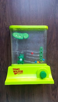 TOMY Water Games Leap Frog Japan 1979