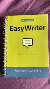 Easy Writer English book Chester, 10918