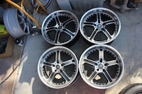 "20"" Range Rover wheels (Lorenzo) Washington, 20002"