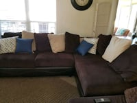 Chaise sectional & couch Oxon Hill, 20745