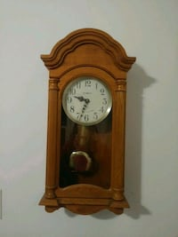 brown wooden framed pendulum clock Middletown, 10941