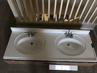 white ceramic sink with faucet Mesa, 85205