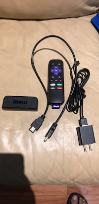 Roku with remote Toronto, M2J 3S3