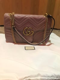 Authentic Gucci Marmont Handbag  Burtonsville, 20904