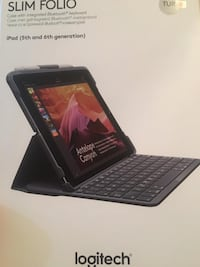 SIFIR KUTUSUNDA logitech SLIM FOLIO BLUETOOTH KEYBOARD