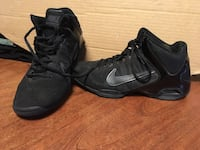 pair of black Nike basketball shoes Salinas, 93906