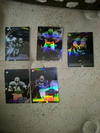 91 upper deck. Holograms football cards  Mansfield, 44907