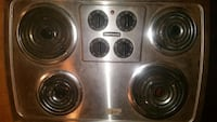 counter top stove. negotiable Jacksonville, 72076