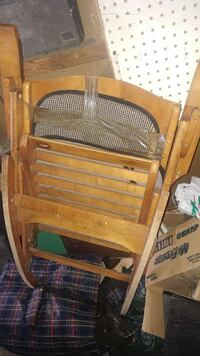 Used Chaise Berçante Pliante En Bois For Sale In Québec Letgo