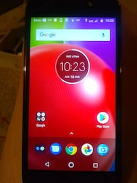MOTO E 4 WITH SERVICE FOR A YEAR W UNLMTD DATA Tulsa, 74106