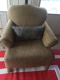Tan chair great condition