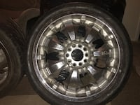 Selling my 16 inch rims they are alittle dirty but they are good will need new tires for all 4 rims New Carrollton, 20784