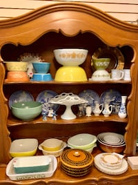 Fun Pyrex and vintage glassware collection Kensington, 20895