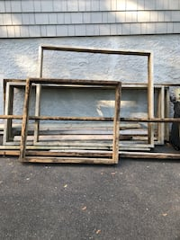 Free vegetable bed and water proof wood New York, 11362