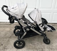 Baby Jogger City Select Double Stroller w/ all the accessories Lutz, 33549