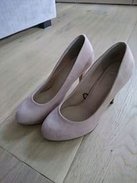 Rosa pumps str 36 Bergen