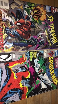 Marvel Spider-Man comic book Montreal, H3W 2E7