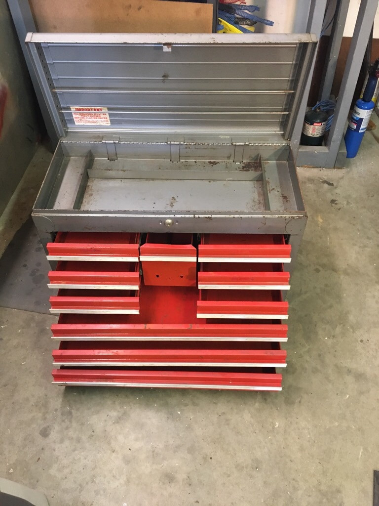 Photo Craftsman Tool Chest