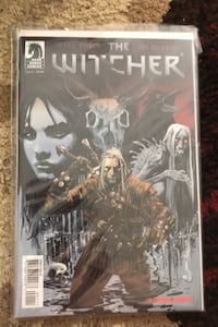 The witcher 1-4