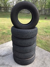 Used Tires ST225/75R15 Goodyear Marathon Madison, 35757