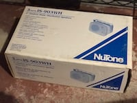 NuTone exterior 2 way speaker for intercom Toronto, M3H 2S1