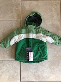 Brand New 3 in 1 jacket winter coat 24 months 2 year old