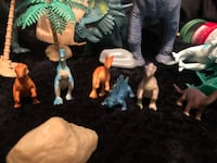 Dinosaur collection  Brampton, L6V 3R5