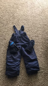 Ski Pants size 18 months with gloves Gainesville, 20155