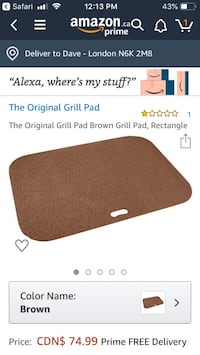 The Grill Pad London, N6K 2N1