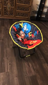 Outstanding Used Folding Kids Chair For Sale In Friendswood Letgo Pabps2019 Chair Design Images Pabps2019Com