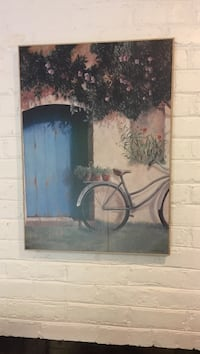Beautiful picture / Wall Tapestry 20x28 McLean, 22102