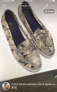 COLE HAAN womens size 8-good condition London, N5W 6E2