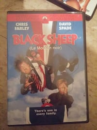Black Sheep DVD case Renfrew, K7V 3M2
