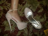 Diamond heels size 7 Oklahoma City, 73108