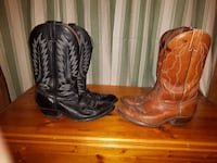Genuine boulet western boots Tory Hill, K0L 2Y0