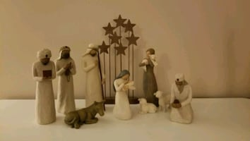 Willow Tree Nativity set (Christmas)