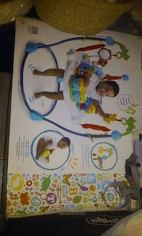 Fisher-Price jumperoo box Los Angeles, 90731