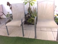 $15 for both patio chairs Chula Vista, 91911