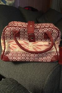 Insulated lunch bag from QVC