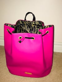 JUICY COUTURE BRAND NEW BACKPACK PURSE Toronto