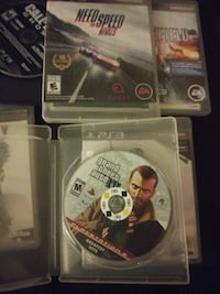 Ps3 comes with 7 games was asking 110 but least all take is 100 Albuquerque, 87121
