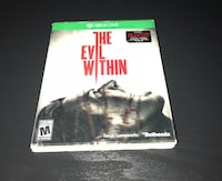 The Evil Within Xbox one  Springfield, 97477